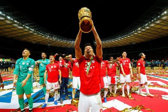 Tumbangkan Leipzig, Bayern Munich juara Piala DFB Pokal
