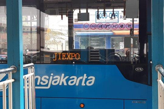 Transjakarta uji coba perpendekan rute koridor 12