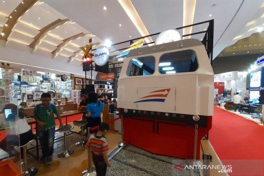Hari ini, Jakarta Fair hingga bazaar buku