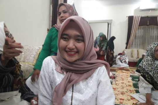 Anggota DPD wanita Lampung terpilih fokus pada kesehatan rakyat.