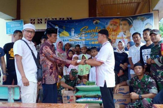 Komunitas GBC berbagi di bulan Ramadhan