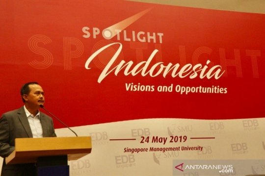 Indonesia percepat pembangunan infrastruktur dan SDM