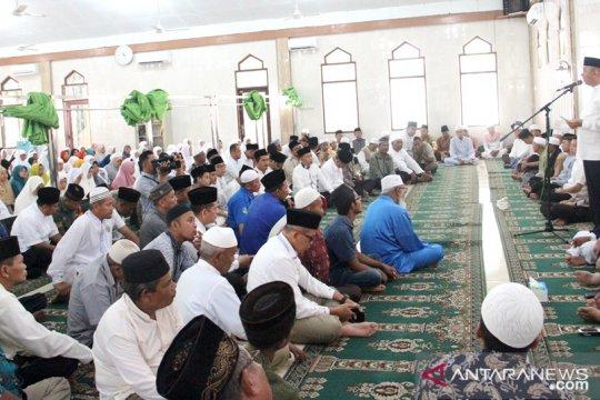 Wali Kota Medan gelar shalat tasbih dan zikir bersama warga