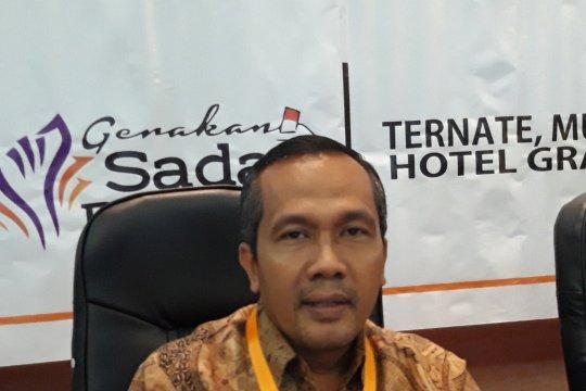 Komisioner KPU kabupaten/kota di Maluku Utara diumumkan