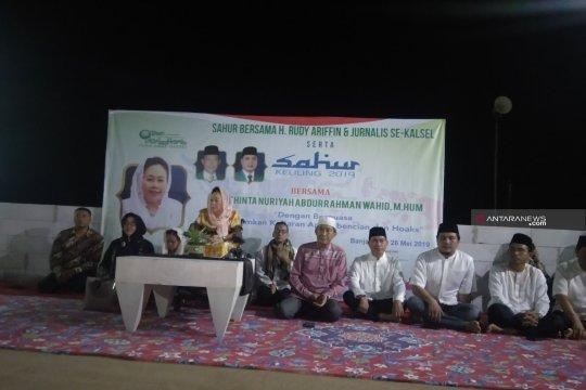 Sinta Nuriyah: Persatuan dan kesatuan pilar keutuhan NKRI