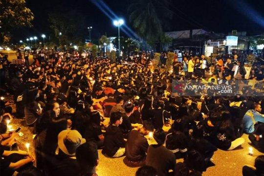 Perwira Polisi penabrak mahasiswa Palangka Raya dicopot dari jabatan