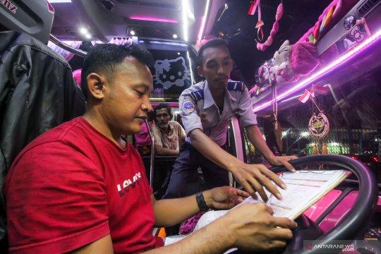 Inspeksi keselamatan angkutan mudik di Aceh