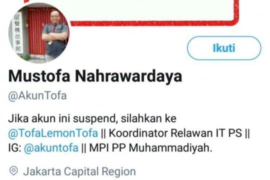 Tanggapan warganet terhadap penangkapan Koordinator IT BPN