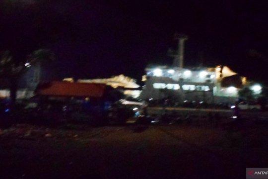 Arus mudik Lebaran penumpang kapal di Biak masih normal