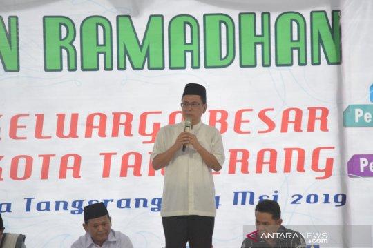 PMI buka layanan siaga Posko Mudik di 4 lokasi Tangerang