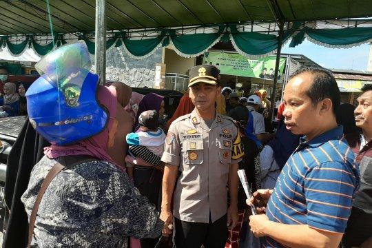 Kapolres Bangka ingatkan warga rumah kondisi aman