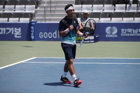 Perdana ikuti Grand Slam, Christo bidik babak ketiga Roland Garros