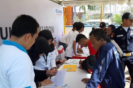 Program mudik gratis PLN ke Surabaya disambut antusias warga Kalbar