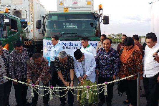 BKIPM ekspor 1.491 ton ikan perusahaan binaan