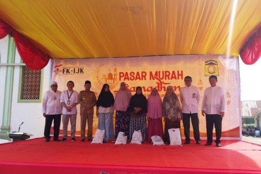 FK-IJK Aceh siapkan 2.000 paket sembako di pasar murah
