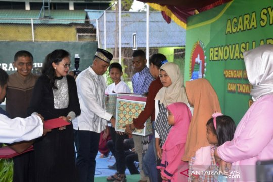 Buka puasa bersama anak yatim Jayapura digelar Korem 172/PWY