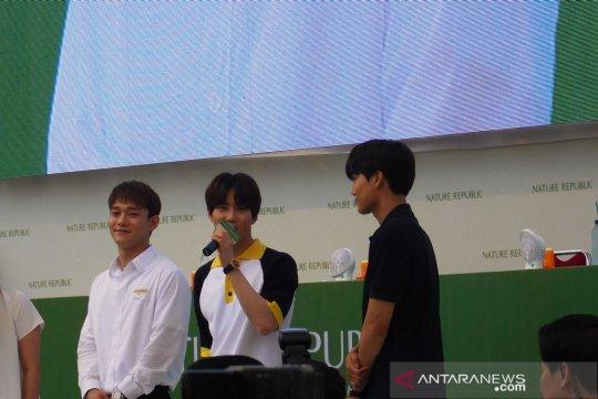 EXO komentari antusiasme penggemar hingga rencana konser di Indonesia