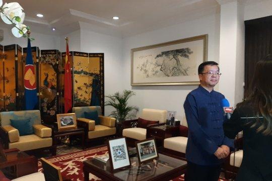 Perwakilan China untuk ASEAN berbuka puasa bersama mahasiswa Indonesia