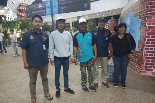 KKP-Kemenlu pulangkan 14 nelayan RI dari Australia