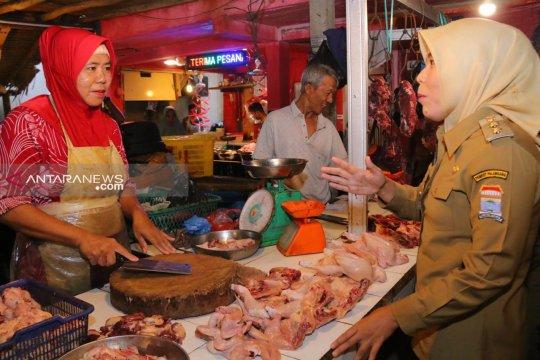 Pasar murah jaga kemanan dan harga sembako jelang Lebaran