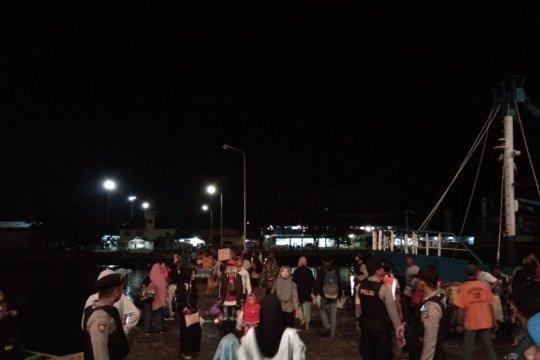 Ditingkatkan pengamanan arus mudik  di pelabuhan Pantoloan