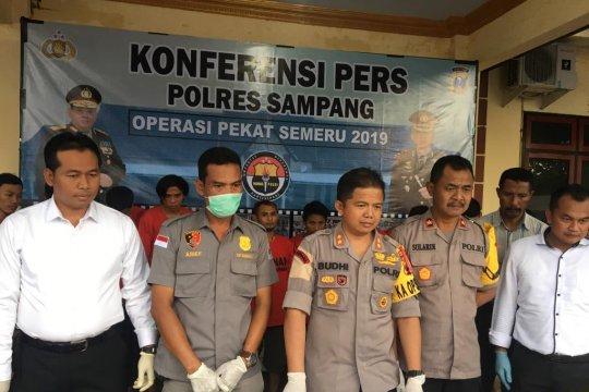 Polres Sampang jaring 47 tersangka kriminal sejak Ramadhan