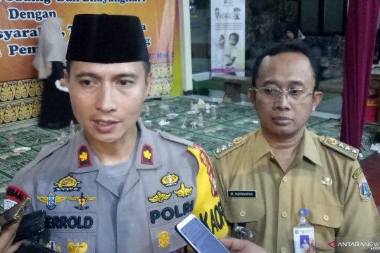 Kapolsek Kelapa Gading ajak warga jaga kekompakan pasca-Pemilu