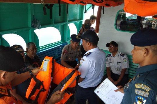 Dishub Aceh inspeksi keselamatan pelayaran rakyat