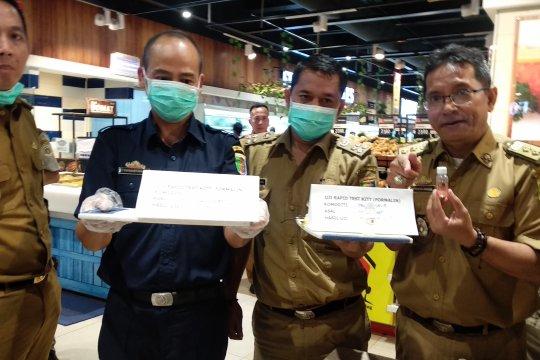 Tim JKPD Provinsi Lampung lakukan sidak pangan Jelang Lebaran