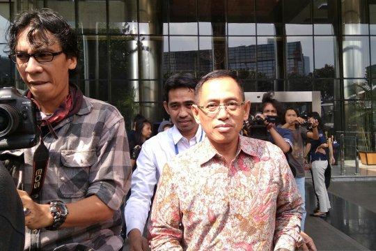 KPK dalami peran Sofyan proses penyusunan kontrak PLTU Riau-1