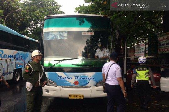 Dishub Sleman cek kelayakan angkutan Lebaran di Terminal Jombor