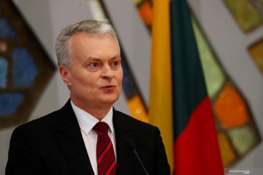 Presiden Lithuania bebaskan dua mata-mata Rusia