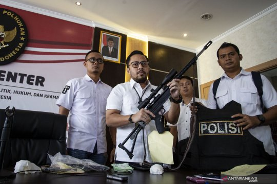 Polisi beberkan temuan baru pascakericuhan aksi 22 Mei