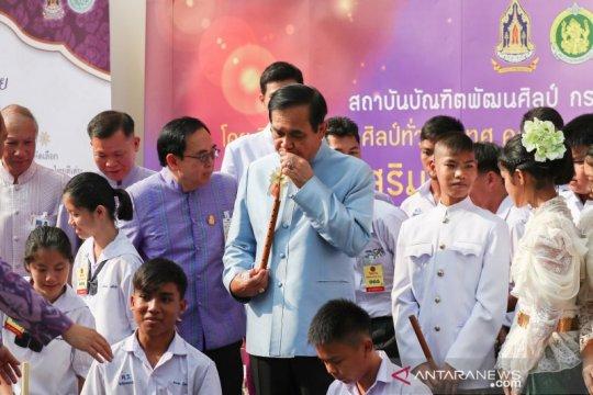 Partai pro-tentara di Thailand sepakat pertahankan kepemimpinan Junta