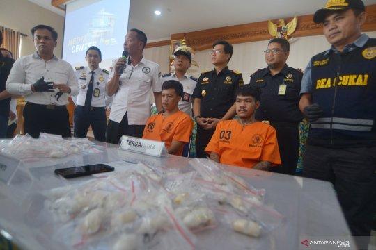 WNA Thailand gagal selundupkan narkotika di Bandara Ngurah Rai