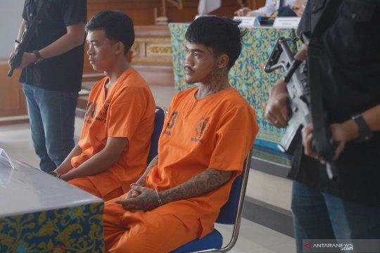 Warga Thailand penyelundup narkoba ditangkap