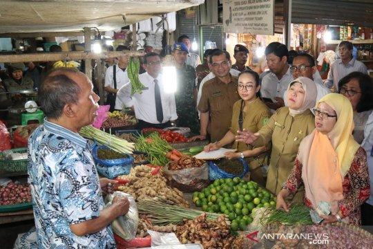 Jelang Lebaran, ketersediaan kebutuhan pokok di Medan aman
