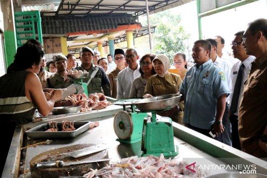 Pemkot Medan tinjau pasar tradisional jelang Lebaran