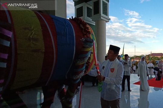 Danrem 091/ASN ajak pererat persatuan pada Safari Ramadhan di Penajam