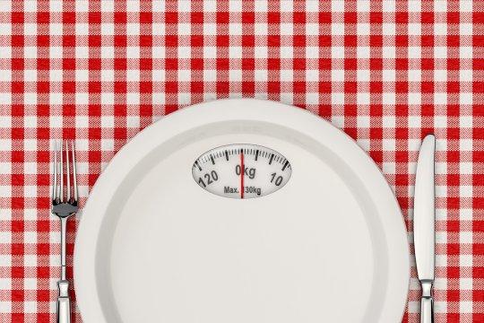Niat turunkan berat badan usai Ramadhan, begini cara amannya
