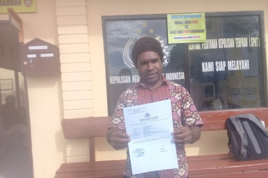 KPU Yalimo laporkan pembuat berita bohong