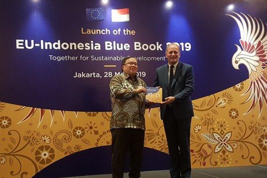 Indonesia-UE fokuskan kerja sama pada pembangunan berkelanjutan