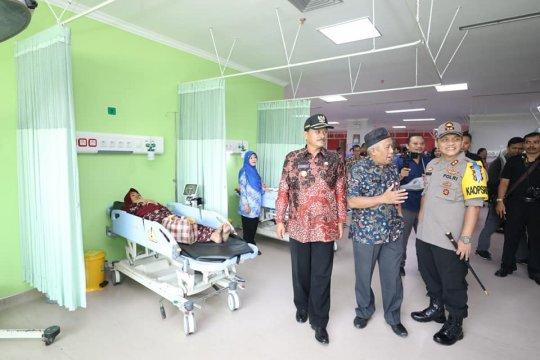 Wali Kota Madiun sidak kesiapan Fasum jelang Lebaran