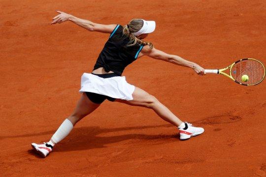 Wozniacki hadapi Sabalenka setelah sisihkan Petkovic