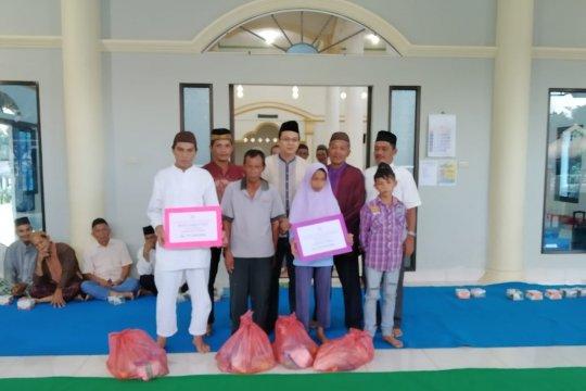 Selama Ramadhan Pemkab Bangka Barat salurkan bantuan Rp295.960.000