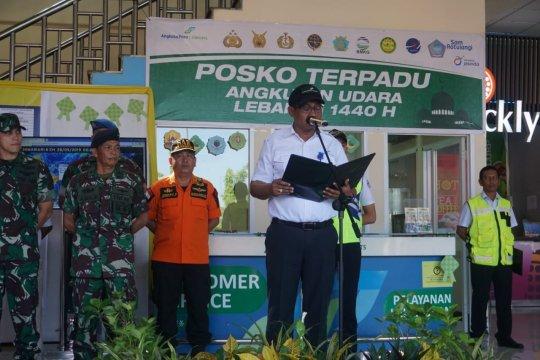 AP I buka Posko layani penumpang libur Lebaran