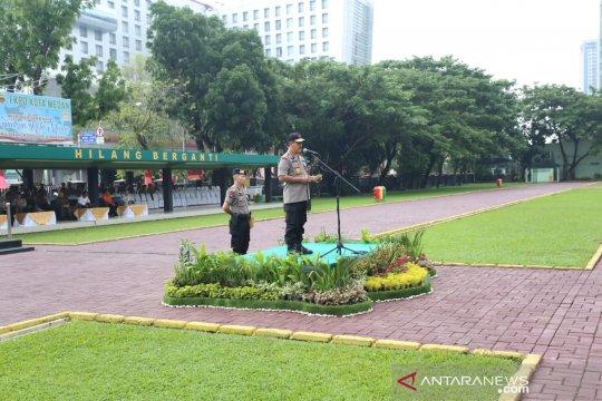 Polda Sumut kerahkan 9.948 personel gabungan untuk lebaran