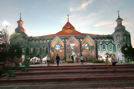 Masjid Al Markaz Makassar siapkan dana iktikaf Rp20 juta setiap malam