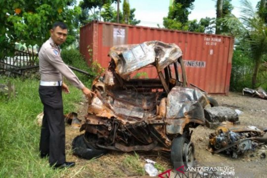Bus masuk jurang di Kelok 28 Agam Sumbar, belasan penumpang luka-luka