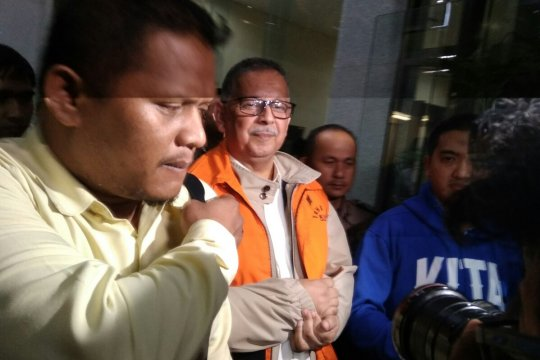 KPK kembali periksa Sofyan Basir